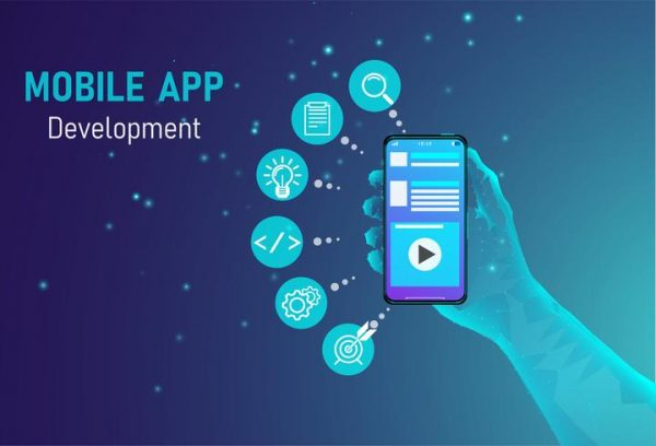 vector-mobile-app-development-concept